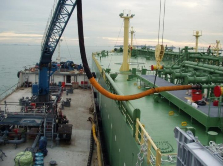 MPA Awards S$6 Million to FueLNG Pte Ltd and Pavilion Gas Pte Ltd to Drive Ship-to-Ship Bunkering