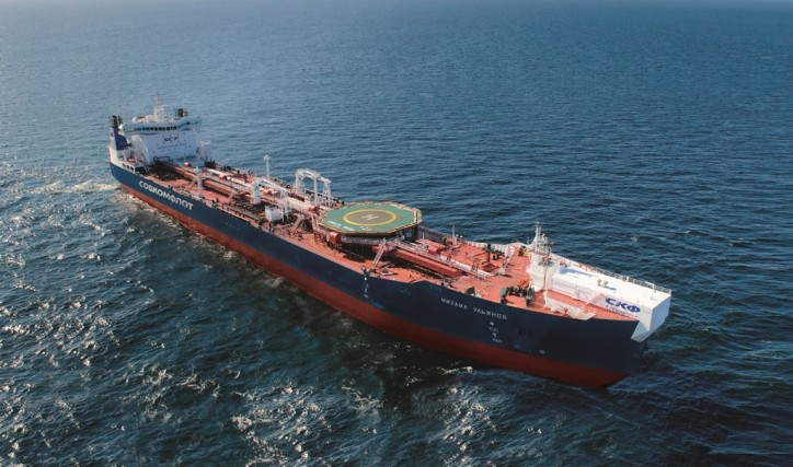 Sovcomflot Chooses Maritime VSAT Solution from Orange Business Services for Its Arctic Fleet
