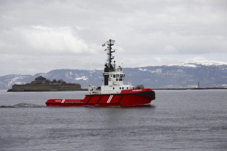 Wagenborg Towage acquired tugboat Boa Tyr