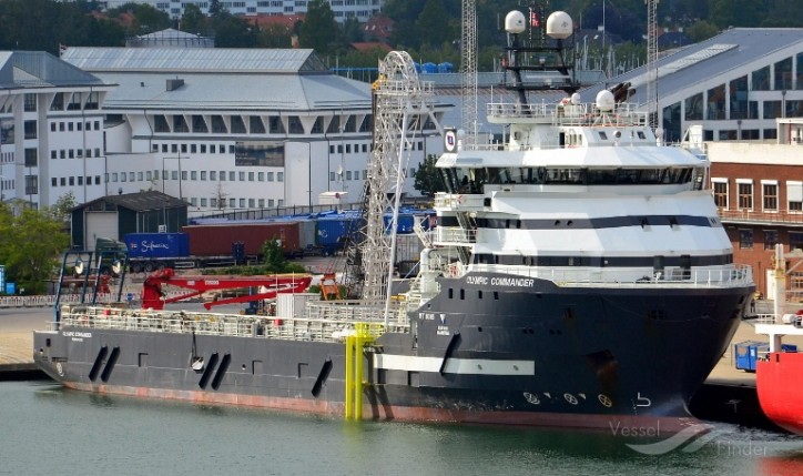 DOF adds the vessels Olympic Commander and Olympic Hera to its fleet