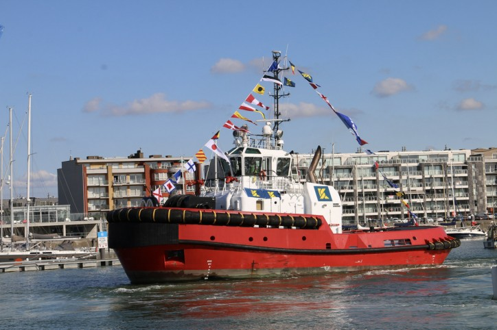 Kotug Smit Towage performs naming ceremony for tug Southampton