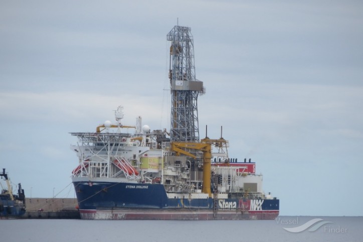 Stena DrillMAX drillship to drill giant Samo prospect offshore The Gambia