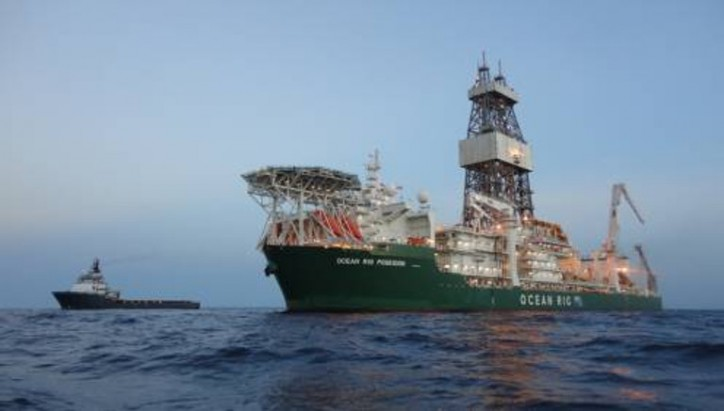 Ocean Rig UDW Inc. announces new drilling contract for the Ocean Rig Poseidon