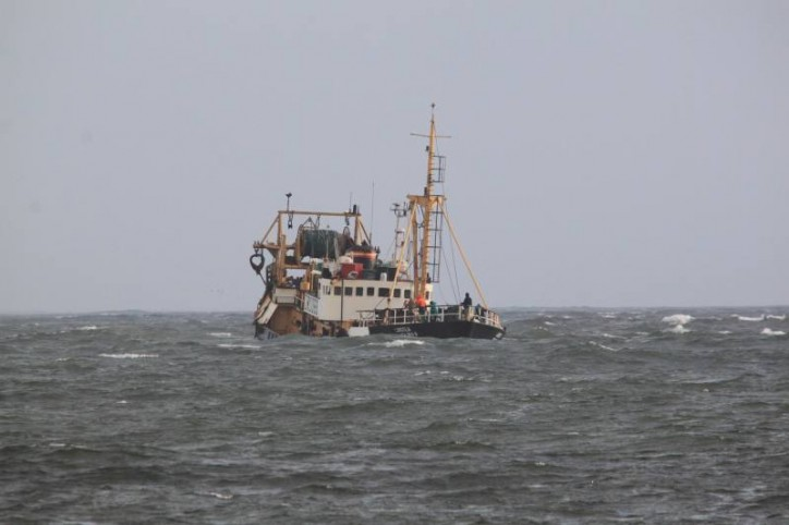 Sea tragedy off Hangklip takes life of eleven seamen