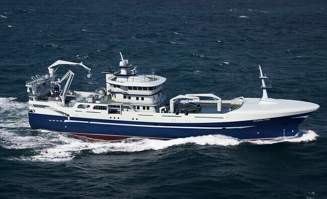 Wärtsilä To Design And Power The World's Biggest And Most Efficient Pelagic Trawler