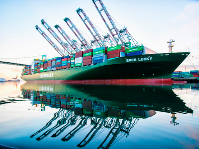 Port Of Los Angeles Reports Record Container Volume In May