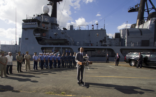 US to Give Two Additional Ships to Philippine Navy to Boost Border Control