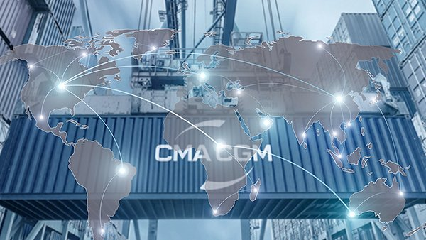 CMA CGM and Freightos sign landmark agreement advancing digitization in the shipping industry