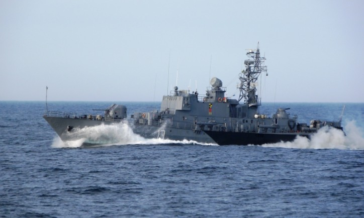 NATO kicks off a naval drill in Black Sea near Bulgaria