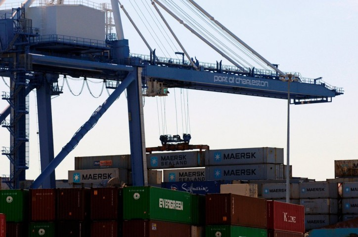SC Ports Announces Strongest April on Record for Container Cargo