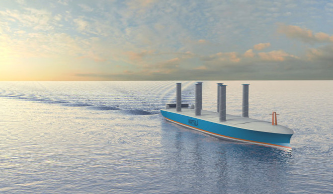 Wartsila introduces Ultra Slow Steaming concept