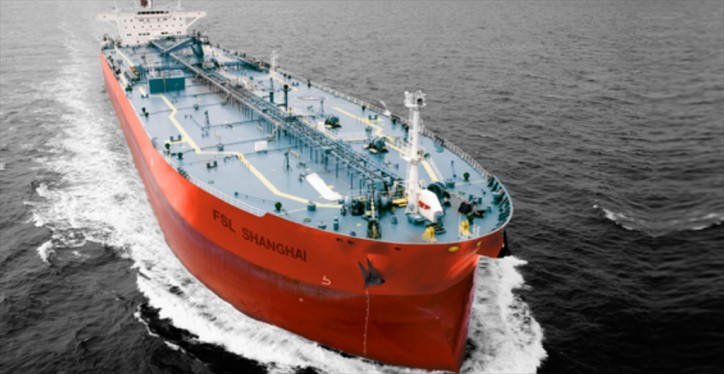 FSL Trust Orders Two LR2 Tanker at Cosco yard