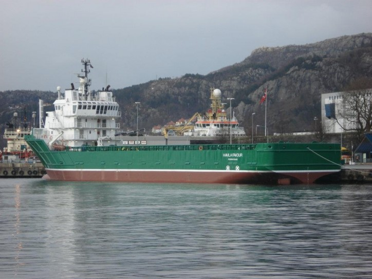 Havila Shipping ASA: Sale of none core vessels