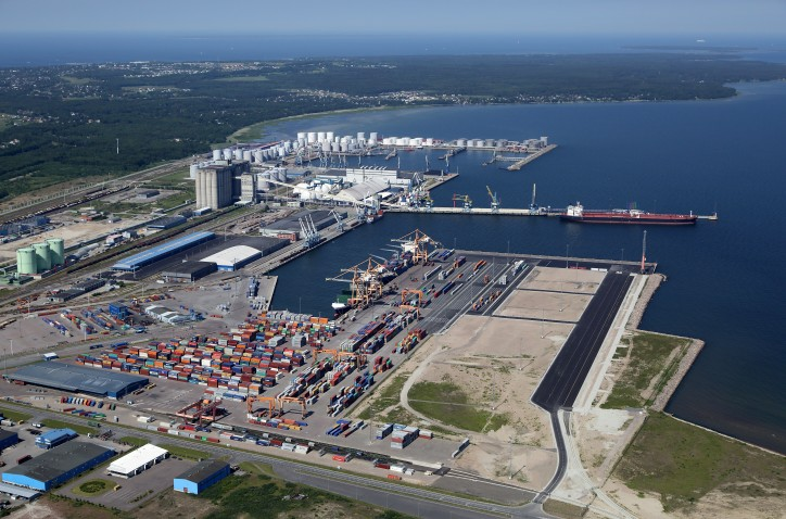 HHLA acquires Estonia's biggest terminal operator Transiidikeskuse AS