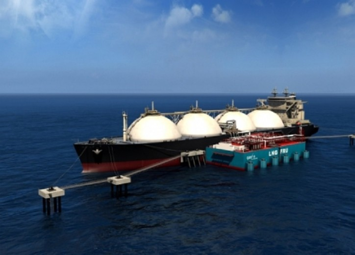 TGE Marine Gas Engineering signed contract for one of the world's first small scale LNG- FRU