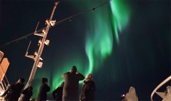 Samskip Infographic - Northern Lights