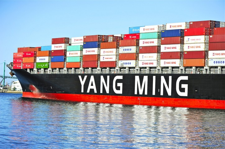 Yang Ming to Charter Four More 11,000 TEU New Container Ships