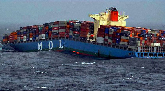 ClassNK released draft amendments as consequence of Mol Comfort loss (Videos)