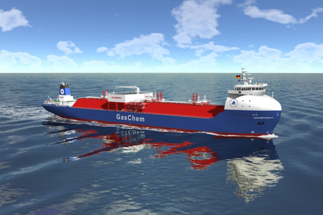 Ocean Yield ASA: Long Term Financing of ethylene gas carriers