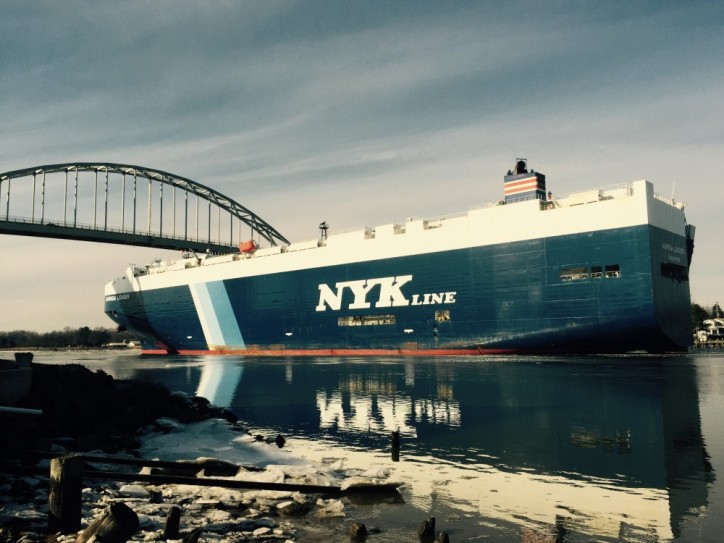 NYK receives 2015 Seafarers Safety Initiative Grand Prize