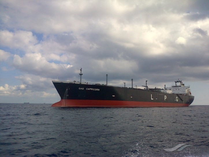 Astomos Energy and Elgas sign MoU for further study in applying LPG as ship bunker fuel