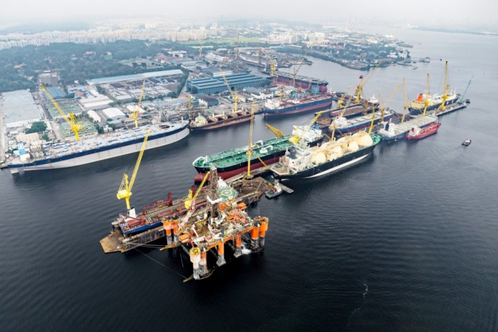 Sembcorp Marine Rewrites Record for Highest Number of LNG Ship Repairs and Upgrades