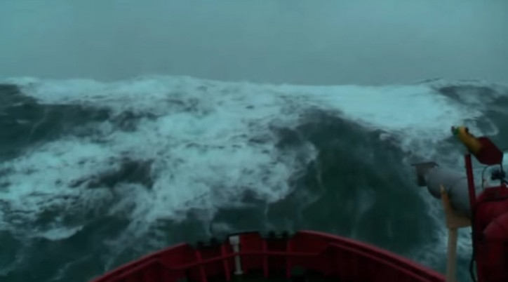 New prediction tool gives warning of incoming rogue waves