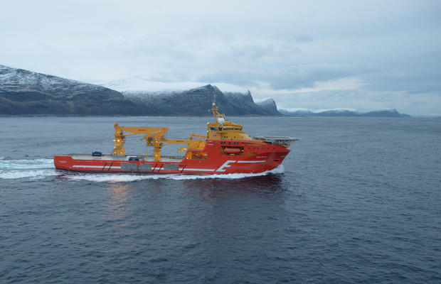 Viking Neptun secures contract through winter season 2018/19 for Merkur Offshore GmhH