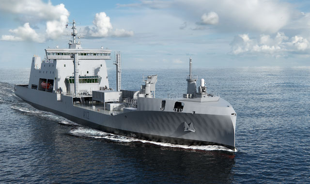 Rolls-Royce secures milestone contract with Hyundai Heavy Industries for first naval Environship