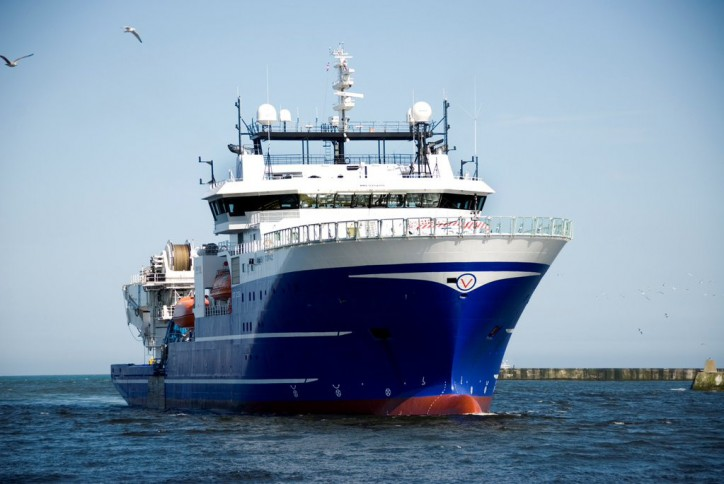Bibby Offshore wins multi-million-dollar North Sea contract