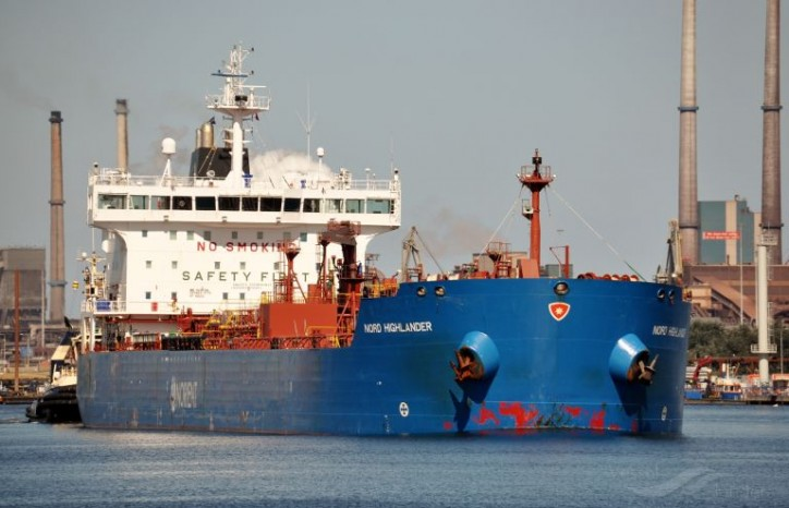 Norden tests CO2-neutral fuel on Handysize product tanker