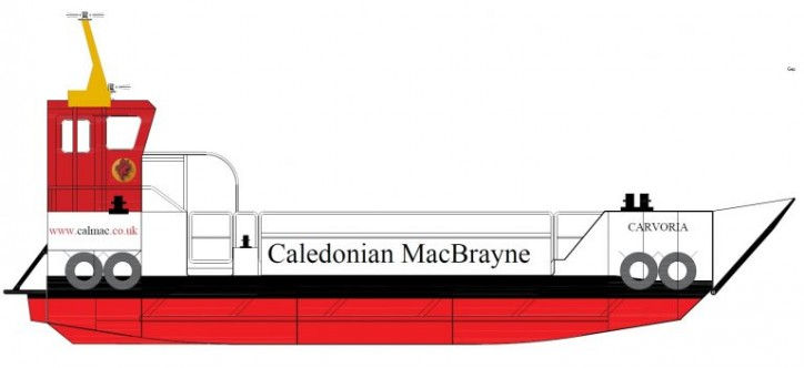 CMAL awards new Kerrera ferry contract to Shetland boatbuilder