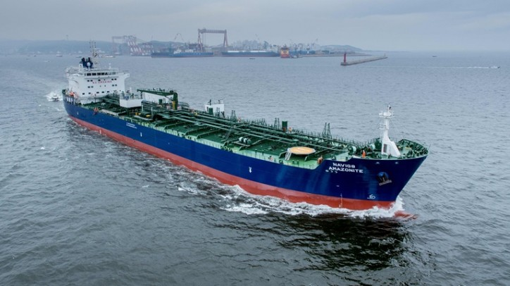 Navig8 Chemical Tankers Inc announces purchase of four 49,000 dwt IMO2 chemical tankers