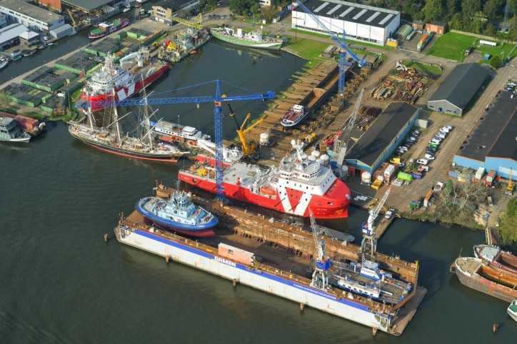 Damen Shiprepair Oranjewerf adds three new certifications to its existing accreditations