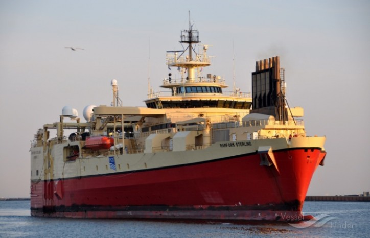 PGS signed vessel sale agreement for Ramform Sterling