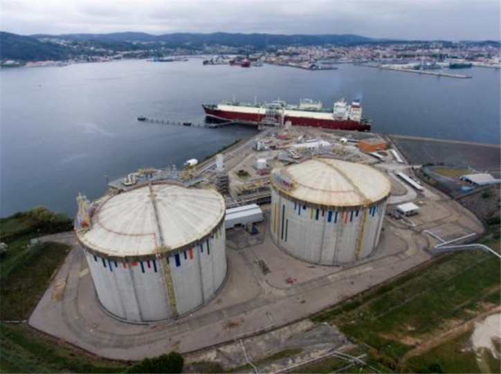 Sojitz Announces Equity Participation in Spanish LNG Terminal