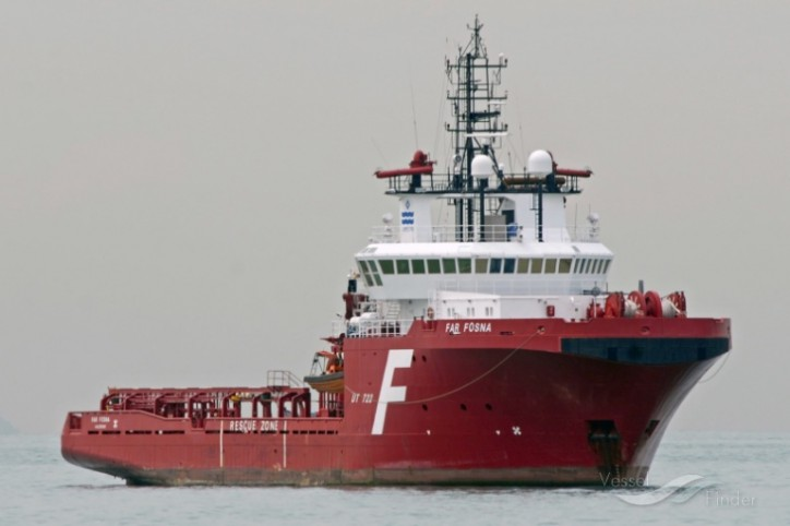 Farstad Supply AS announces sale of AHTS Far Fosna - VesselFinder
