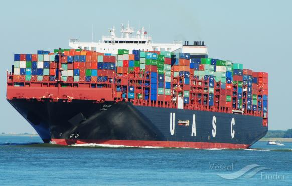 GTT Notified by Hudong-Zhonghua for Design of LNG Tank as Part of the Retrofit of Hapag-Lloyd mv Sajir Containership