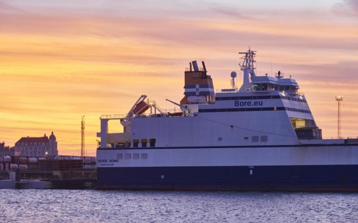 P&O Ferries raises capacity on route Zeebrugge-Teesport