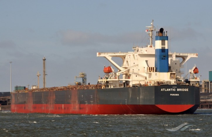 GoodBulk takes delivery of Capesize bulk carrier Aquabridge