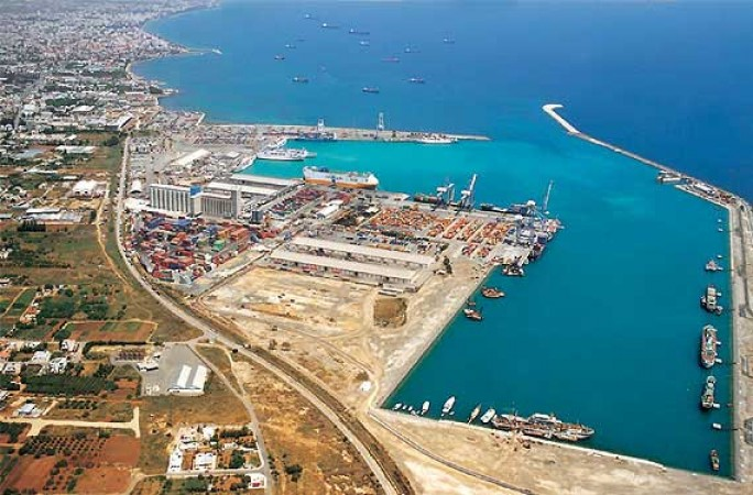 COSCO to bid for port of Limassol in Cyprus