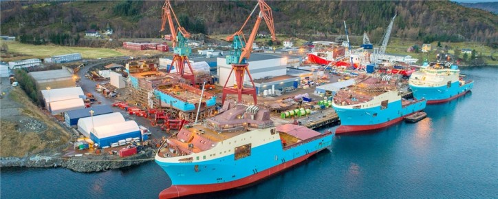 Long-term investment of NOK 300Mln strengthens Kleven for further growth