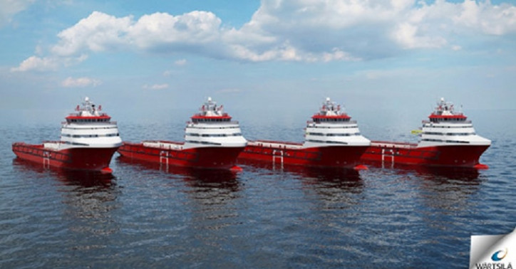 PG to deliver cargo systems to Wärtsilä design MPSVs