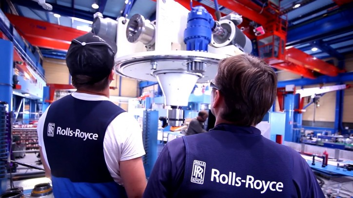 Rolls-Royce accelerates transformation of Marine business through further restructuring and simplification