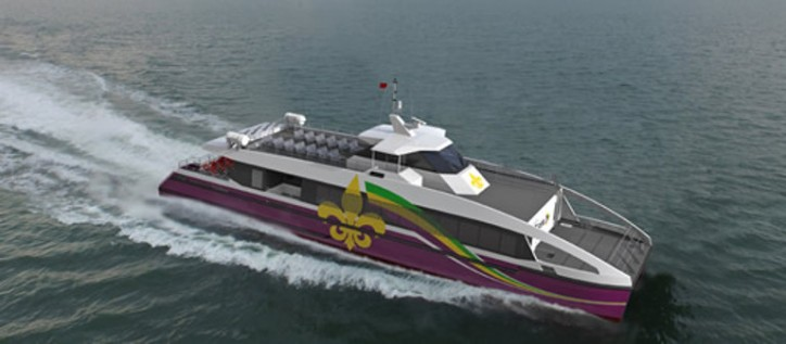 BMT Secures New Orleans Passenger Ferry Contract