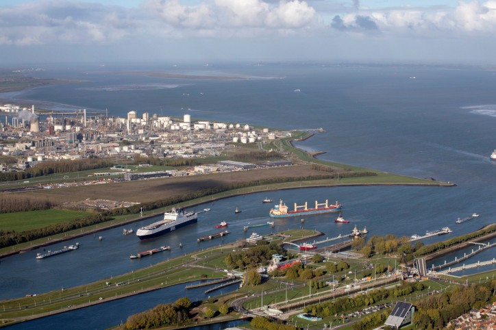 North Sea Port on course to set new annual record