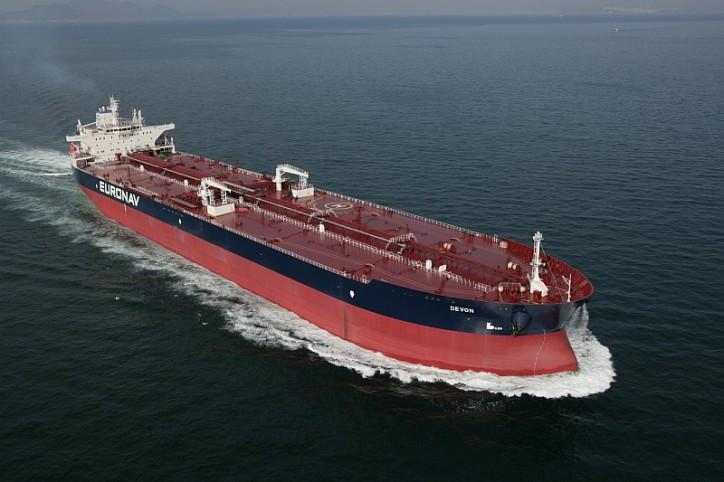 EURONAV Announces Termination Of Suezmax Joint Venture