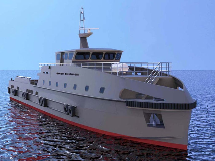 Veecraft Constructing Two Oilfield Security Vessels Ordered By Nigerian Company 1