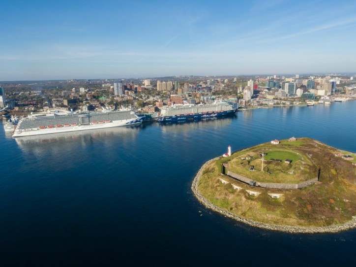 Port of Halifax Receives Top-Rated Cruise Destination Award