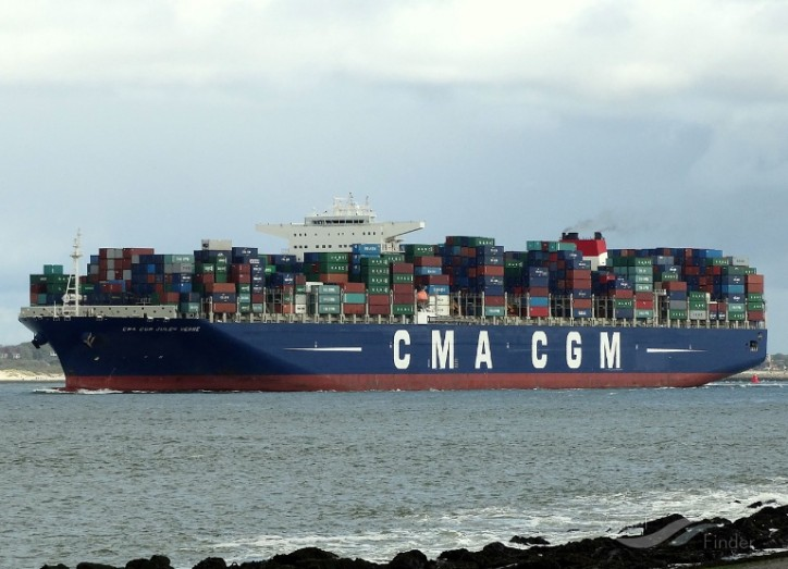 Strategic Agreement between Total and CMA CGM on LNG Fuel Supply for CMA CGM New Build Container Ships